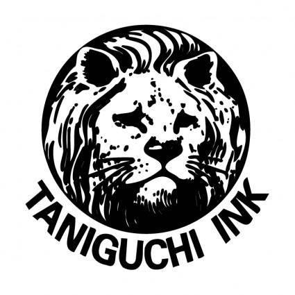 Taniguchi ink