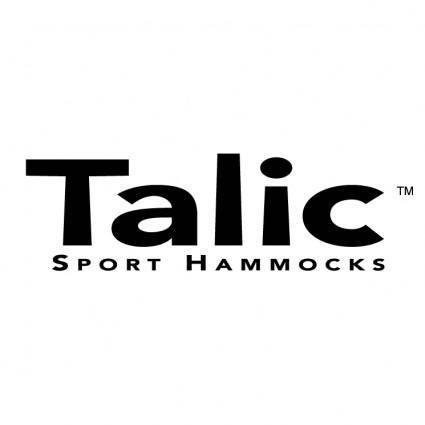 Talic sport hammocks