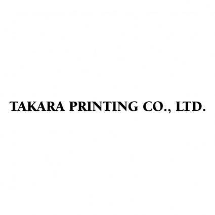 Takara printing