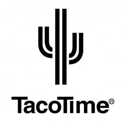 free vector Tacotime