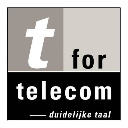 free vector T for telecom