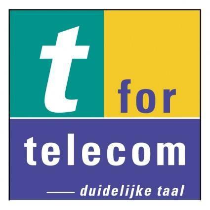 T for telecom 0
