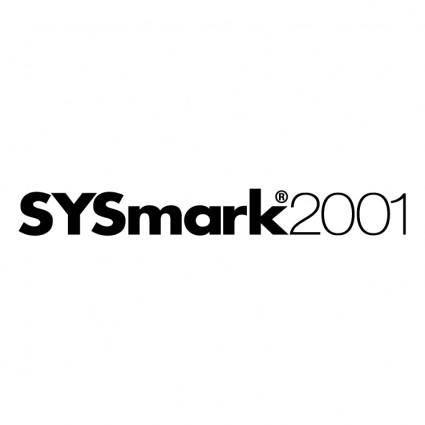 Sysmark2001