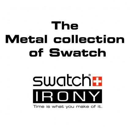 free vector Swatch irony