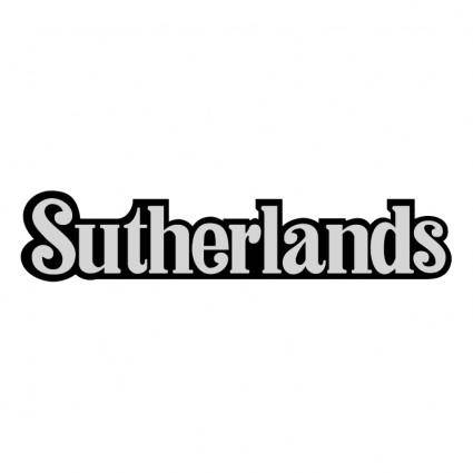 free vector Sutherlands