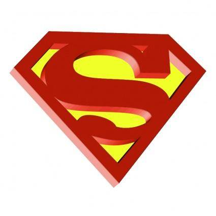 free vector Superman 2