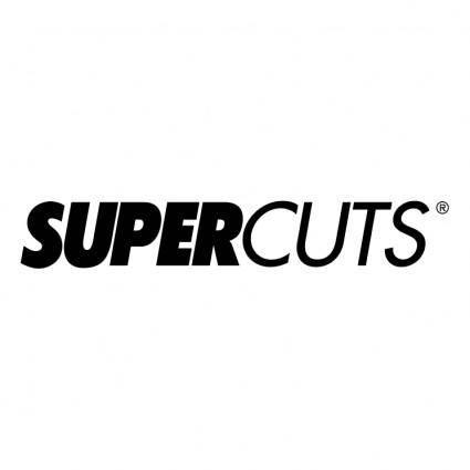 free vector Super cuts