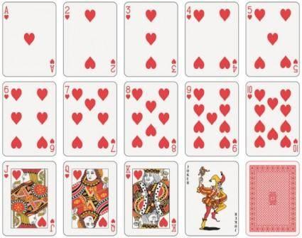 free vector Poker 03 vector