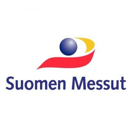 free vector Suomen messut