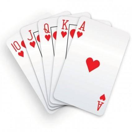 free vector Poker 05 vector