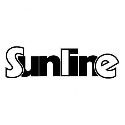 free vector Sunline