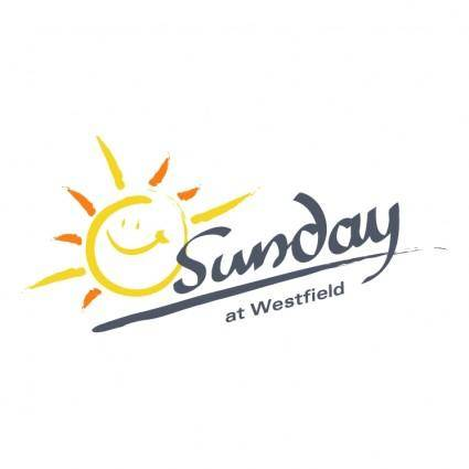 Sunday at westfield