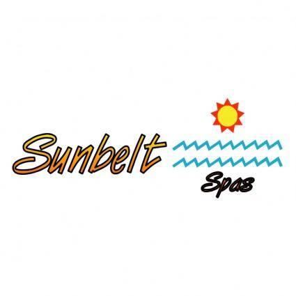 free vector Sunbelt spas 0