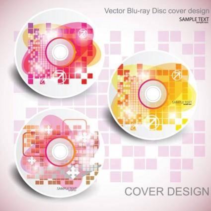 free vector Brilliant trend cd01 vector
