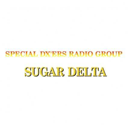 free vector Sugar delta