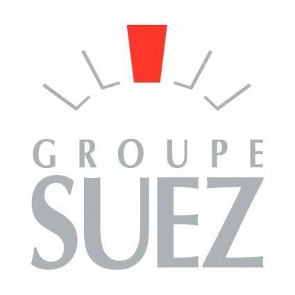 Suez groupe