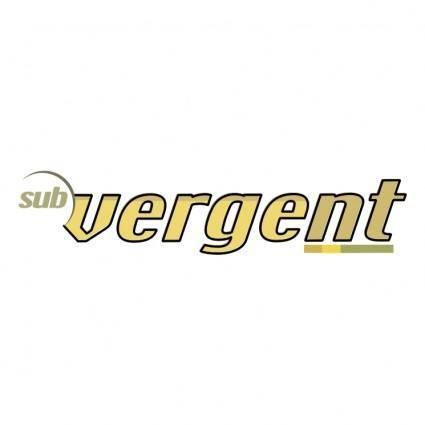 free vector Subvergent
