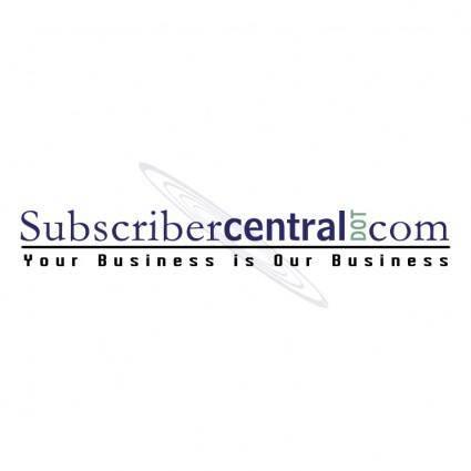 free vector Subscribercentraldotcom