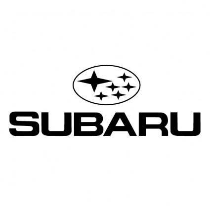 free vector Subaru 6