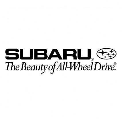 free vector Subaru 2