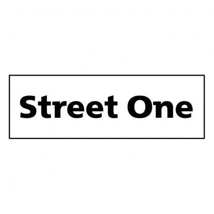 free vector Street one