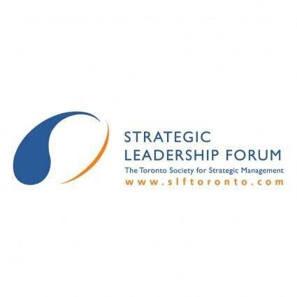 free vector Strategic leadership forum