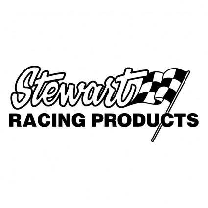 free vector Stewart racing products