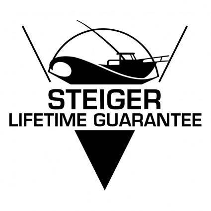 free vector Steiger lifetime guarantee