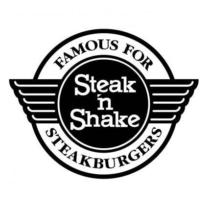 free vector Steak n shake