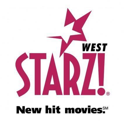 free vector Starz west