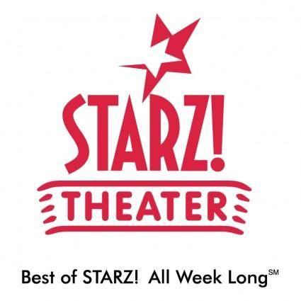 free vector Starz theater