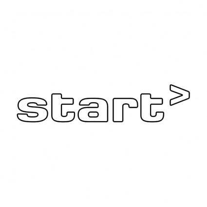 free vector Start design