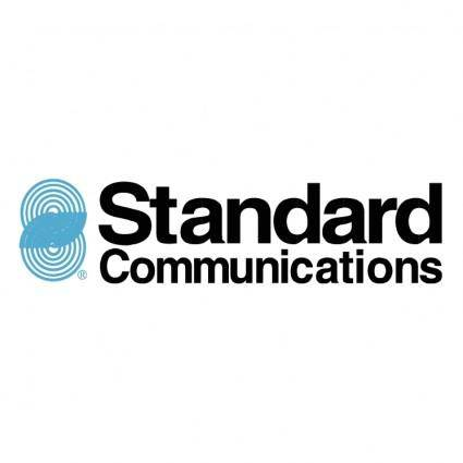 Standard communications