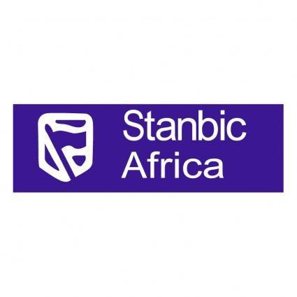 free vector Stanbic africa
