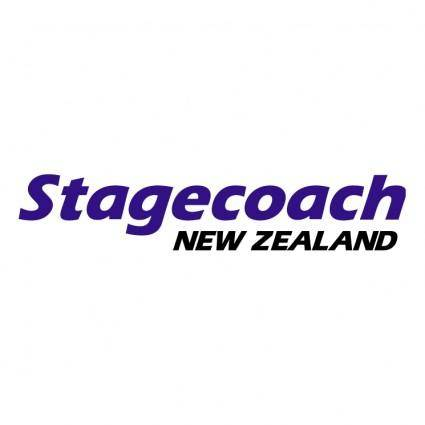 free vector Stagecoach new zealand
