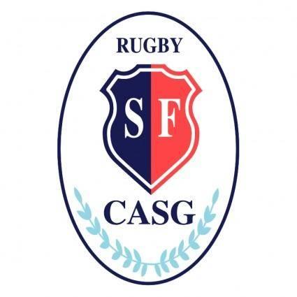 free vector Stade francais casg