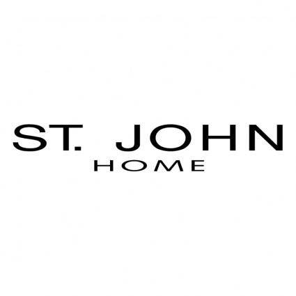 free vector St john home