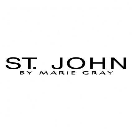 St john by marie gray