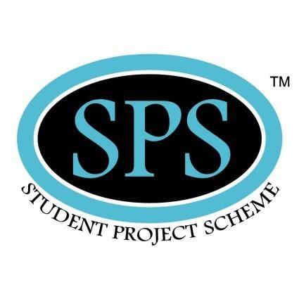 free vector Sps student project scheme