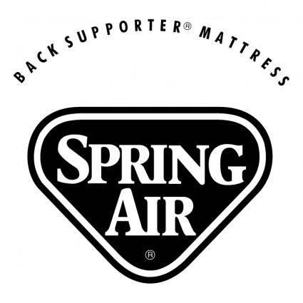 free vector Spring air