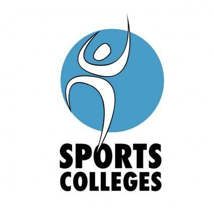 Sports colleges