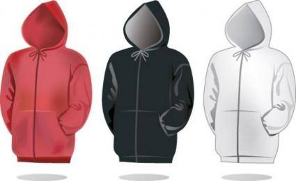 free vector Vector 5 blank apparel