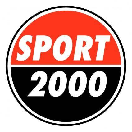 free vector Sport 2000 0