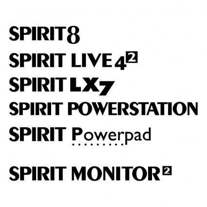 free vector Spirit