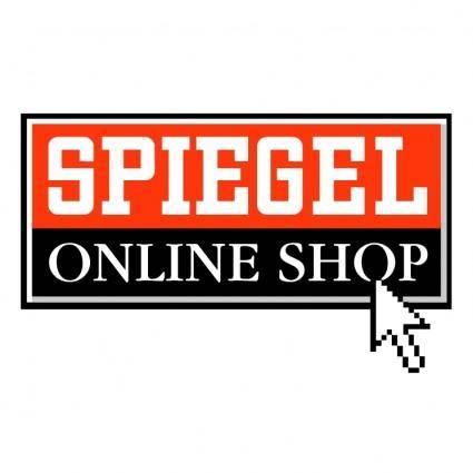 free vector Spiegel online shop