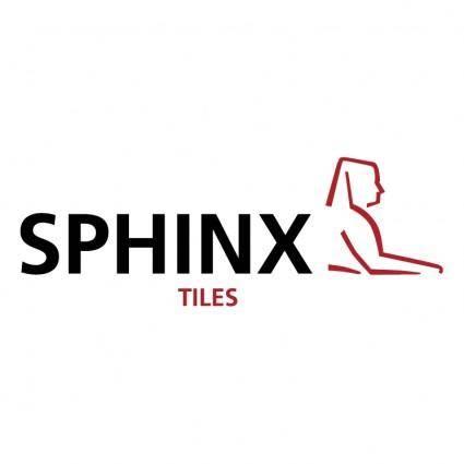 free vector Sphinx tiles