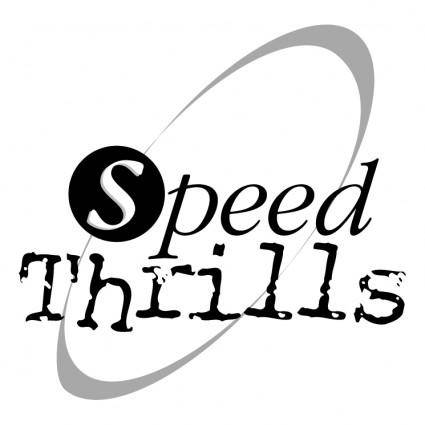 Speed thrills 0