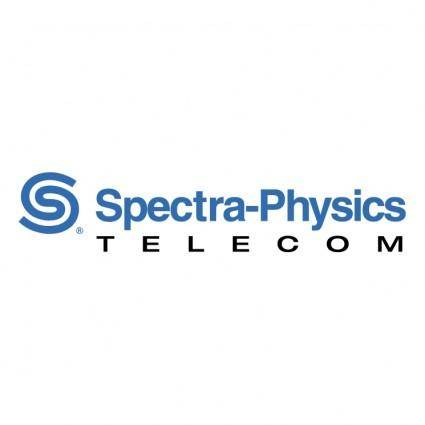 Spectra physics telecom