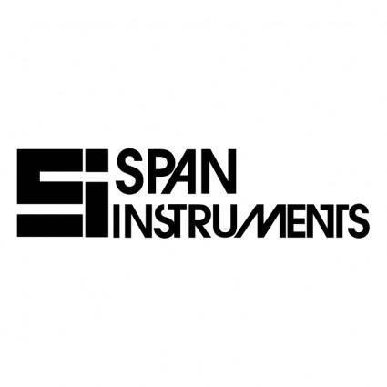 Span instruments