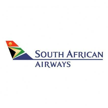 free vector South african airways 1